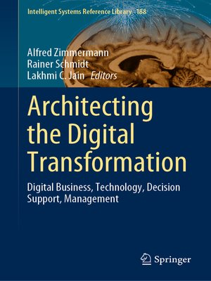 cover image of Architecting the Digital Transformation
