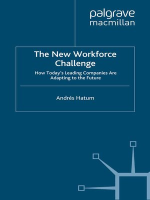 cover image of The New Workforce Challenge