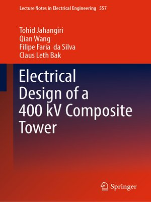 cover image of Electrical Design of a 400 kV Composite Tower