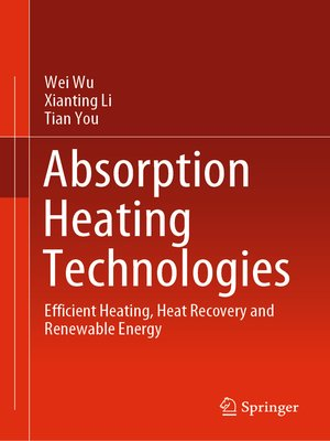 cover image of Absorption Heating Technologies