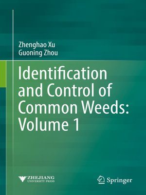 cover image of Identification and Control of Common Weeds