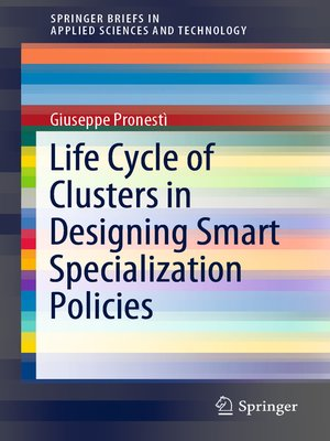 cover image of Life Cycle of Clusters in Designing Smart Specialization Policies