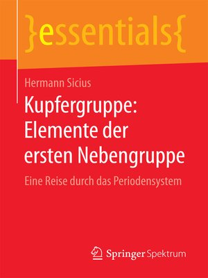 cover image of Kupfergruppe