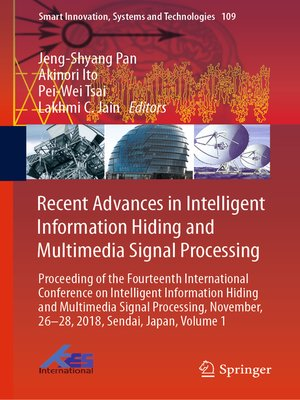 cover image of Recent Advances in Intelligent Information Hiding and Multimedia Signal Processing