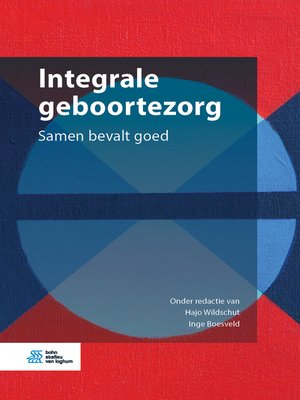 cover image of Integrale geboortezorg