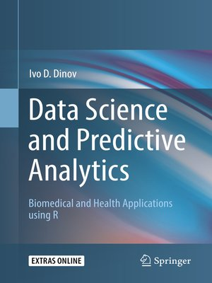 cover image of Data Science and Predictive Analytics