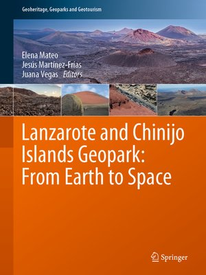 cover image of Lanzarote and Chinijo Islands Geopark
