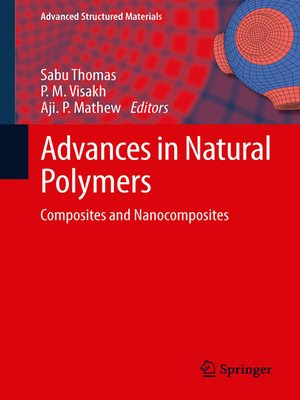 cover image of Advances in Natural Polymers