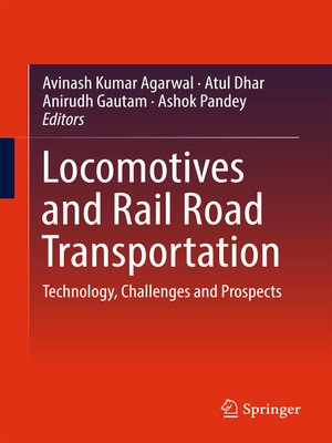cover image of Locomotives and Rail Road Transportation