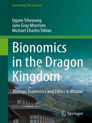 cover image of Bionomics in the Dragon Kingdom