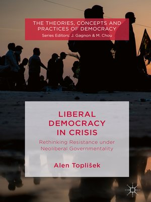 cover image of Liberal Democracy in Crisis