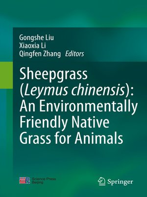 cover image of Sheepgrass (Leymus chinensis)