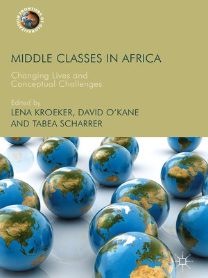 cover image of Middle Classes in Africa