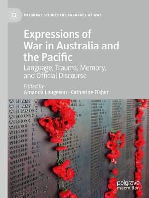 cover image of Expressions of War in Australia and the Pacific