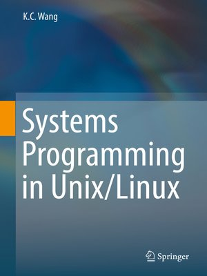 cover image of Systems Programming in Unix/Linux