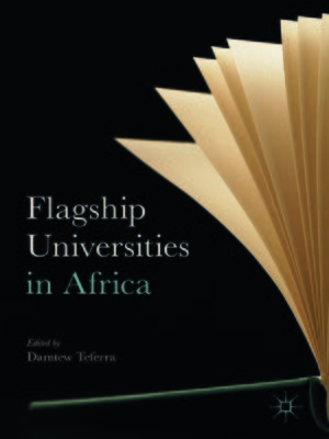cover image of Flagship Universities in Africa