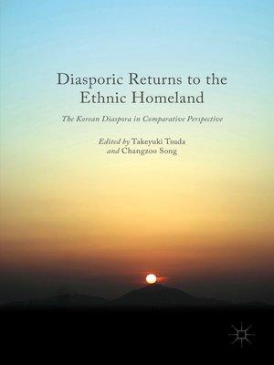 cover image of Diasporic Returns to the Ethnic Homeland