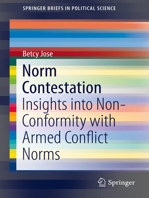 cover image of Norm Contestation
