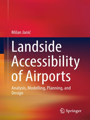 cover image of Landside Accessibility of Airports
