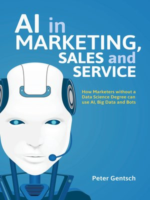 cover image of AI in Marketing, Sales and Service