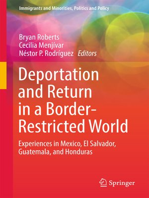 cover image of Deportation and Return in a Border-Restricted World