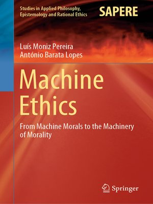 cover image of Machine Ethics