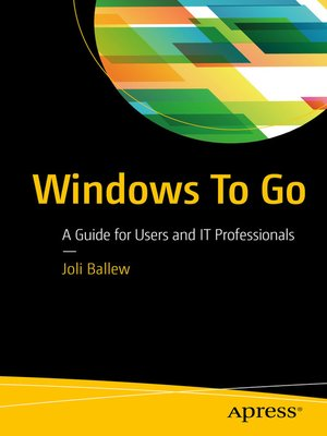 cover image of Windows to Go