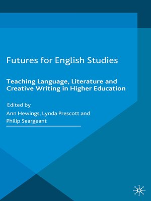 cover image of Futures for English Studies