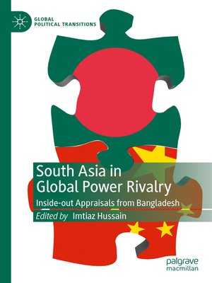 cover image of South Asia in Global Power Rivalry