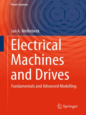 cover image of Electrical Machines and Drives