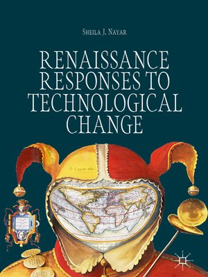 cover image of Renaissance Responses to Technological Change