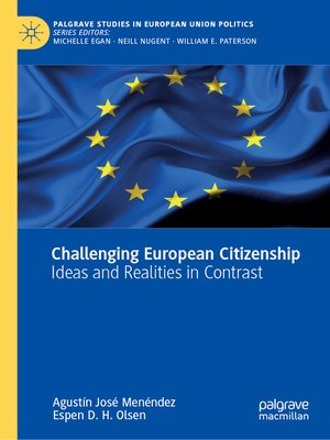 cover image of Challenging European Citizenship