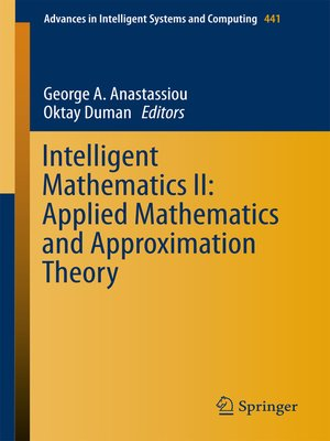cover image of Intelligent Mathematics II