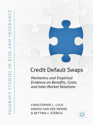 cover image of Credit Default Swaps