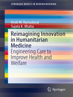 cover image of Reimagining Innovation in Humanitarian Medicine