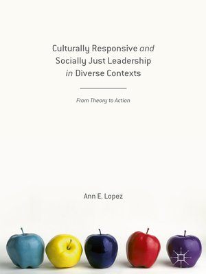 cover image of Culturally Responsive and Socially Just Leadership in Diverse Contexts