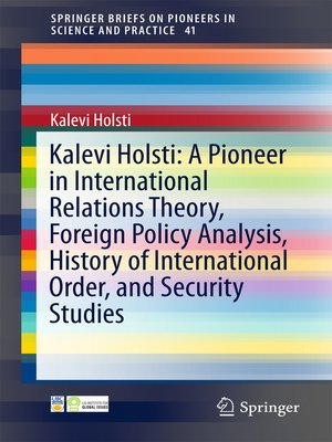 cover image of Kalevi Holsti