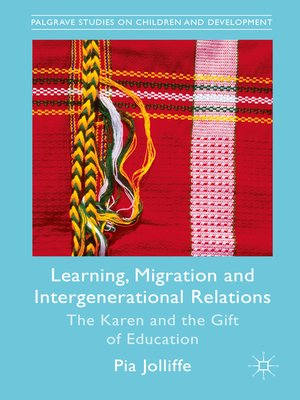 cover image of Learning, Migration and Intergenerational Relations