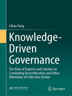 cover image of Knowledge-Driven Governance