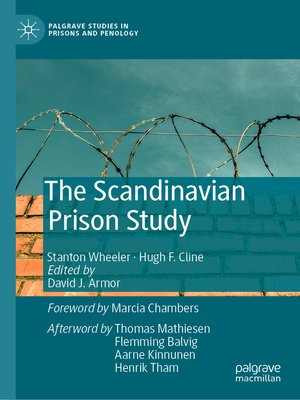 cover image of The Scandinavian Prison Study