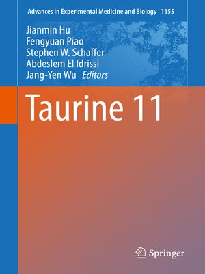 cover image of Taurine 11
