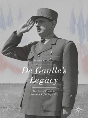 cover image of De Gaulle's Legacy