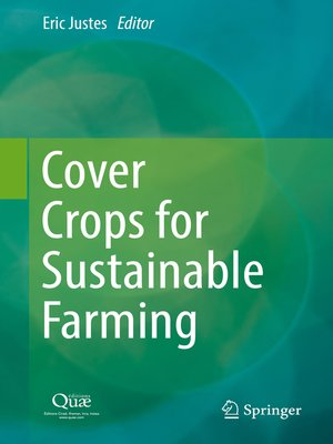 cover image of Cover Crops for Sustainable Farming