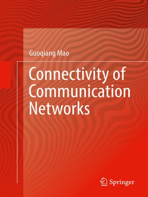 cover image of Connectivity of Communication Networks