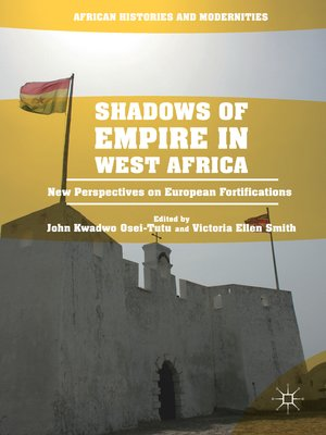 cover image of Shadows of Empire in West Africa