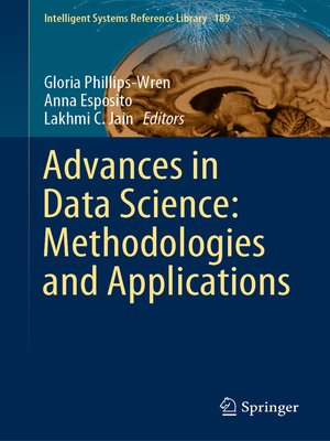 cover image of Advances in Data Science