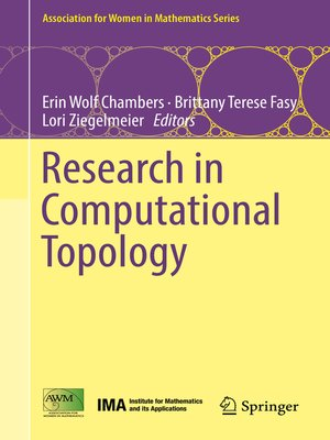 cover image of Research in Computational Topology