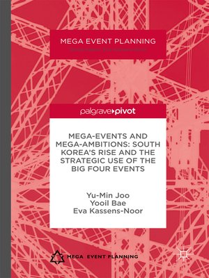 cover image of Mega-Events and Mega-Ambitions