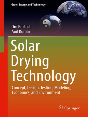 cover image of Solar Drying Technology