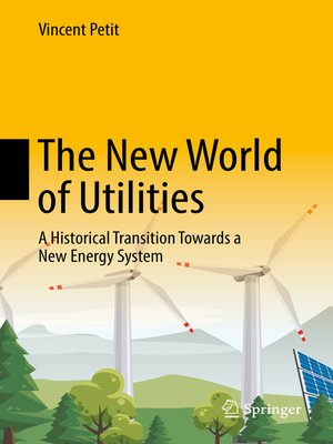 cover image of The New World of Utilities